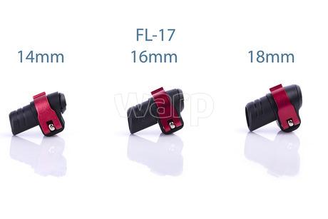 Warp flip-lock FL-17 - porovnani