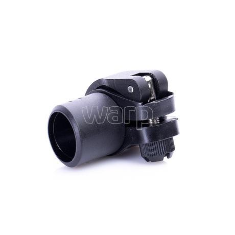 Warp flip-lock mechanismus FL-17 black alu wing,black reel, 16mm - 4