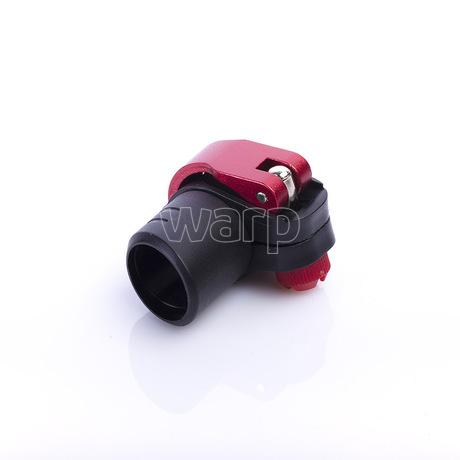 Warp flip-lock mechanismus FL-17 black-red alu, 18mm - 4