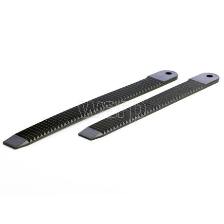 WARP ND - plastový ozubený pásek - dlouhý a krátký