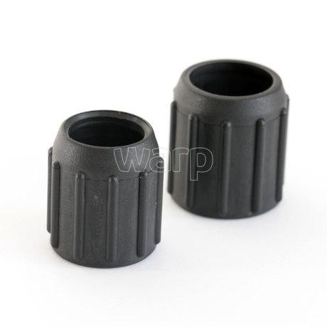WARP plastová objímka 18mm, výška 25 mm