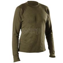 Afars triko dlouhý rukáv zelené