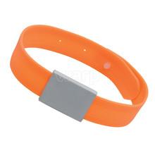 Baladeo PLR183 náramek proti moskytům/komárům oranžový