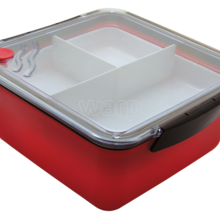 Baladeo PLR510 Nagoya krabička na jídlo, červená - 1