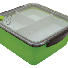 Baladeo PLR512 Nagoya krabička na jídlo, zelená - 1