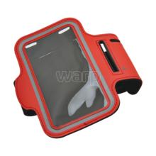 Baladeo TRA070 Trail sportovní náramek pro mobil, červený - 1