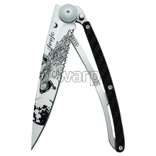 Deejo 1CC597 One hand 37g, titan, carbon fiber, Howling - 0