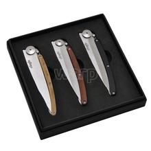Deejo DEE002 sada 3 nožů, 37 g 1