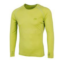 Duras Romana triko dlouhý rukáv světle zelené