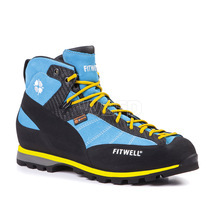 Fitwell Big Wall F6000/2 eVent Turquoise - 1