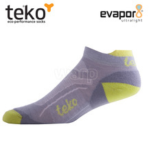 Teko 2211 eV8 Light Low women silver-firefly