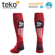 Teko 2712 M3RINO.XC light FWT Ski unisex red
