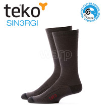 Teko 6607 S3 Light Hiking unisex charcoal-black