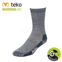 Teko 9905 MERINO.XC Heavyweight Trekking unisex storm