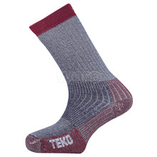 Teko 9905EC MERINO.XC Heavyweight Trekking unisex charcoal/red