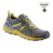 Treksta Alter Ego GTX woman grey-yellow
