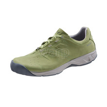 Treksta Station woman grey/turtle green