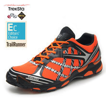 Treksta Sync GTX women black-orange