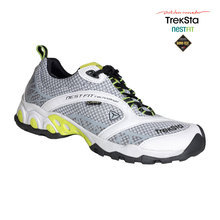 TREKSTA Sync Mountain GTX woman grey-lime
